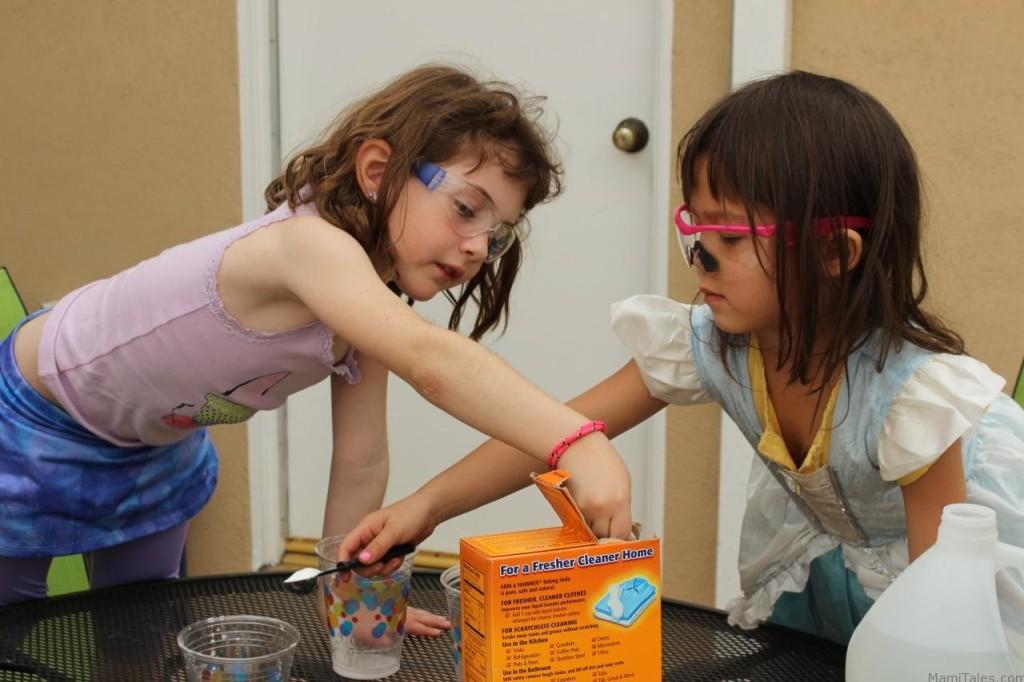 Science-girls