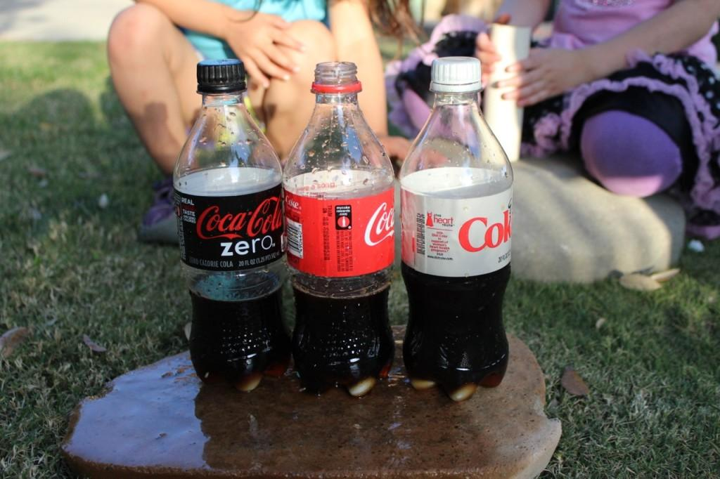 All Our Yesterdays: Diet Coke and Mentos |Coke And Mentos