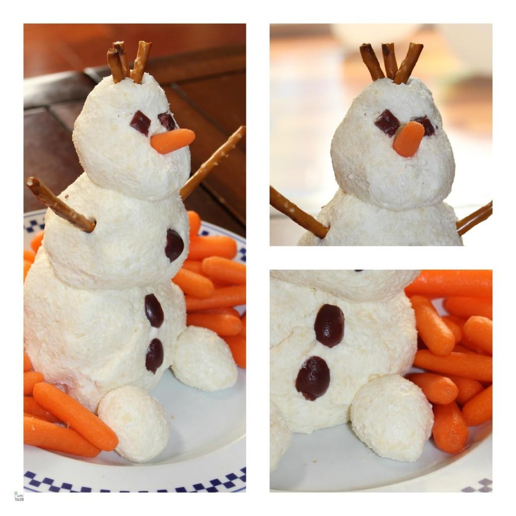 Cream Cheese Olaf