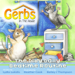 Dilly Dally Bedtime routine Blog Tour