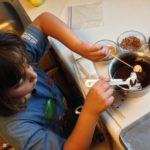 S'more Lollipops to go camping with Millie Fierce