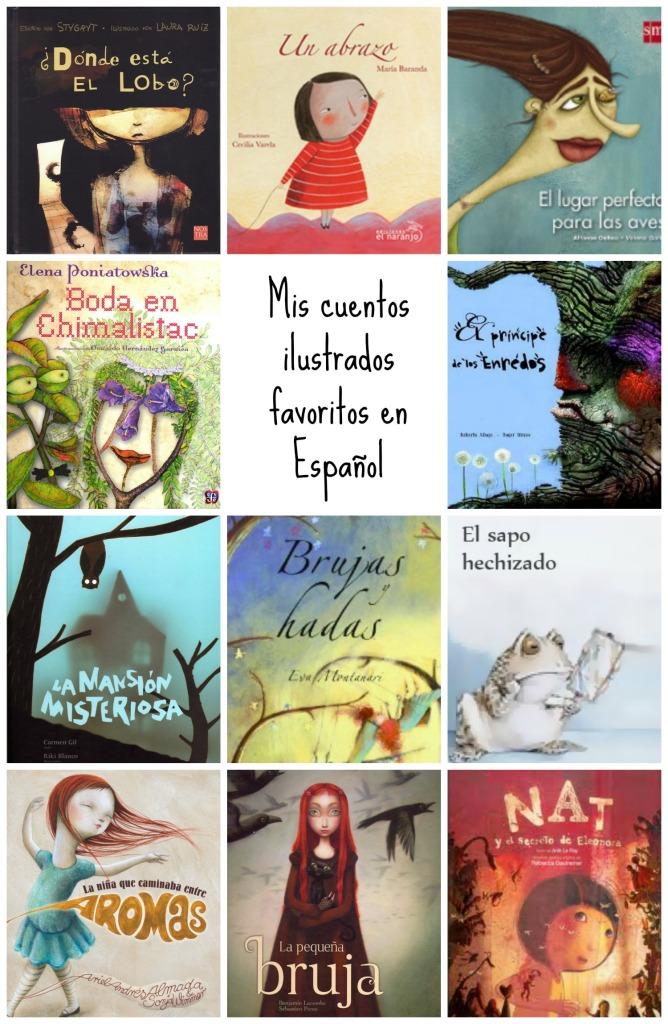 Cuentos Ilustrados favoritos en español