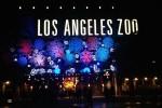 LA Zoo Lights!