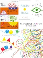 The Wonderful Colorful World of Hervé Tullet