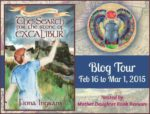 The Search for the Stone of Excalibur Blog Tour