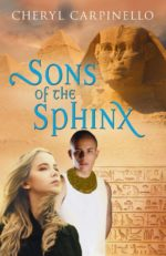 Sons of the Sphinx Blog Tour