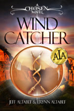 Wind Catcher, a Fantasy Teen Crime Novel