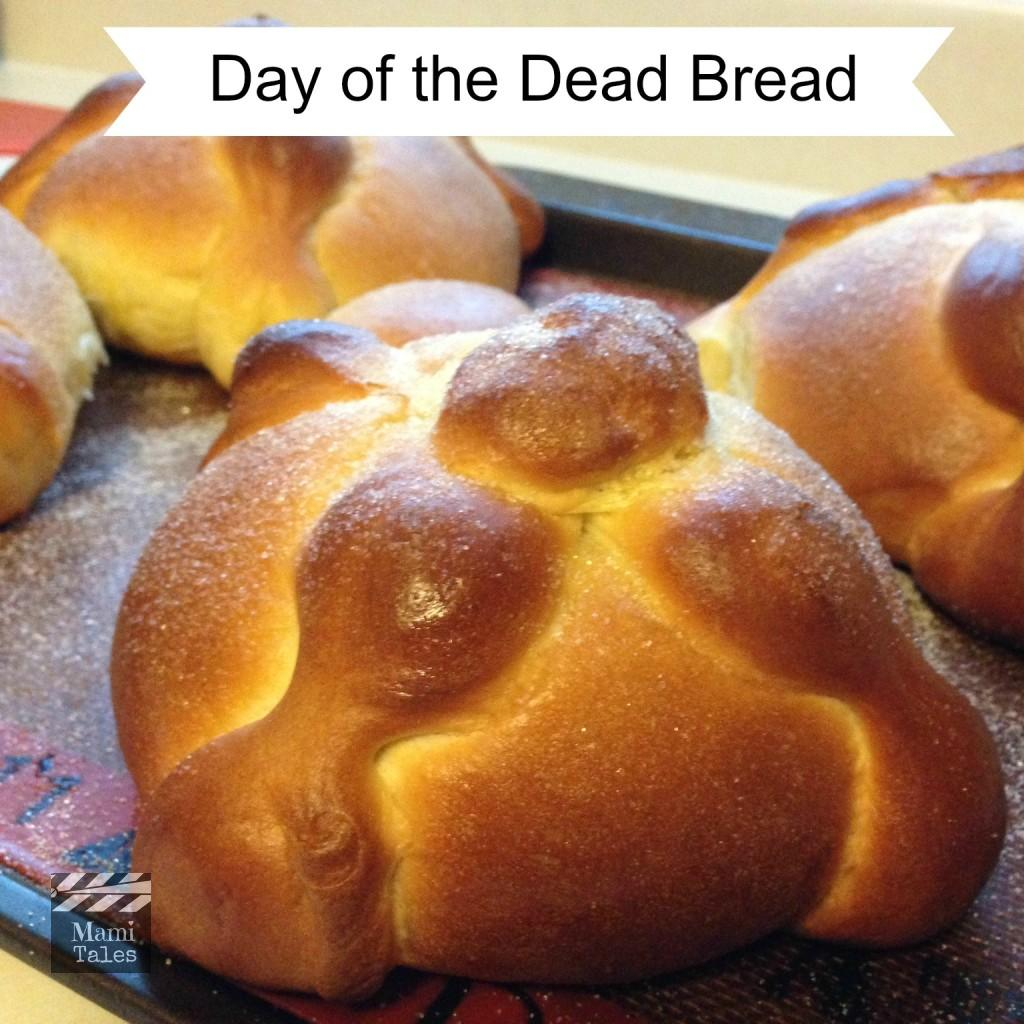 Day of the Dead Bread and its story - Mami Tales