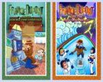New Frankie Dupont books Blitz!